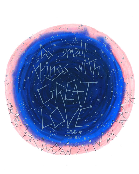 Great Love (blue)