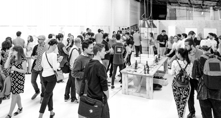 Brisbane exhibition. Image: The Design Kids