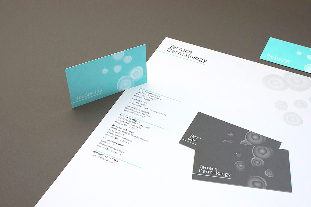 Skin Lab branding