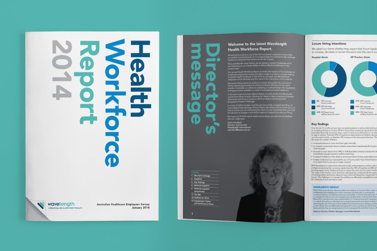 Wavelength International corporate report