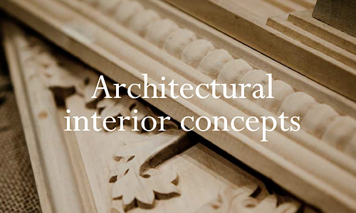Interior designers website design