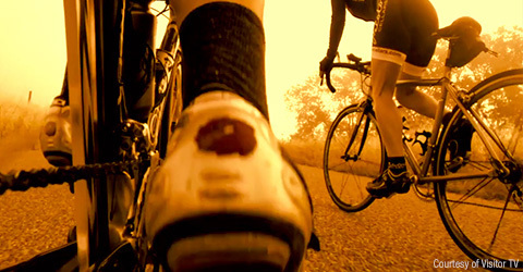 A list of relevant cycling-related websites