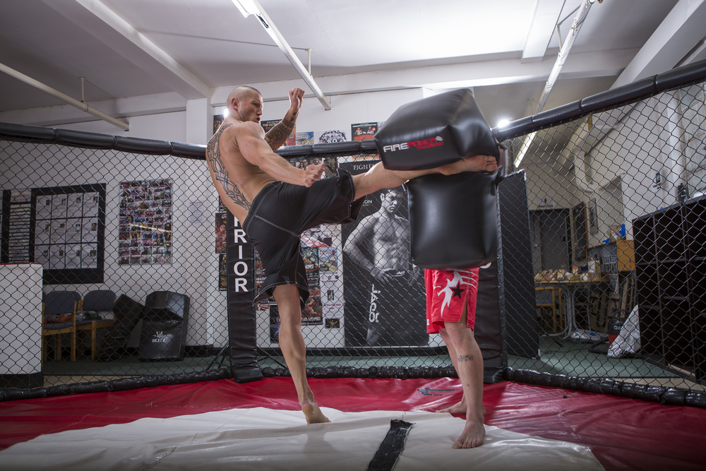MMA:  Get fit and learn skills like a UFC Fighter. See More...
