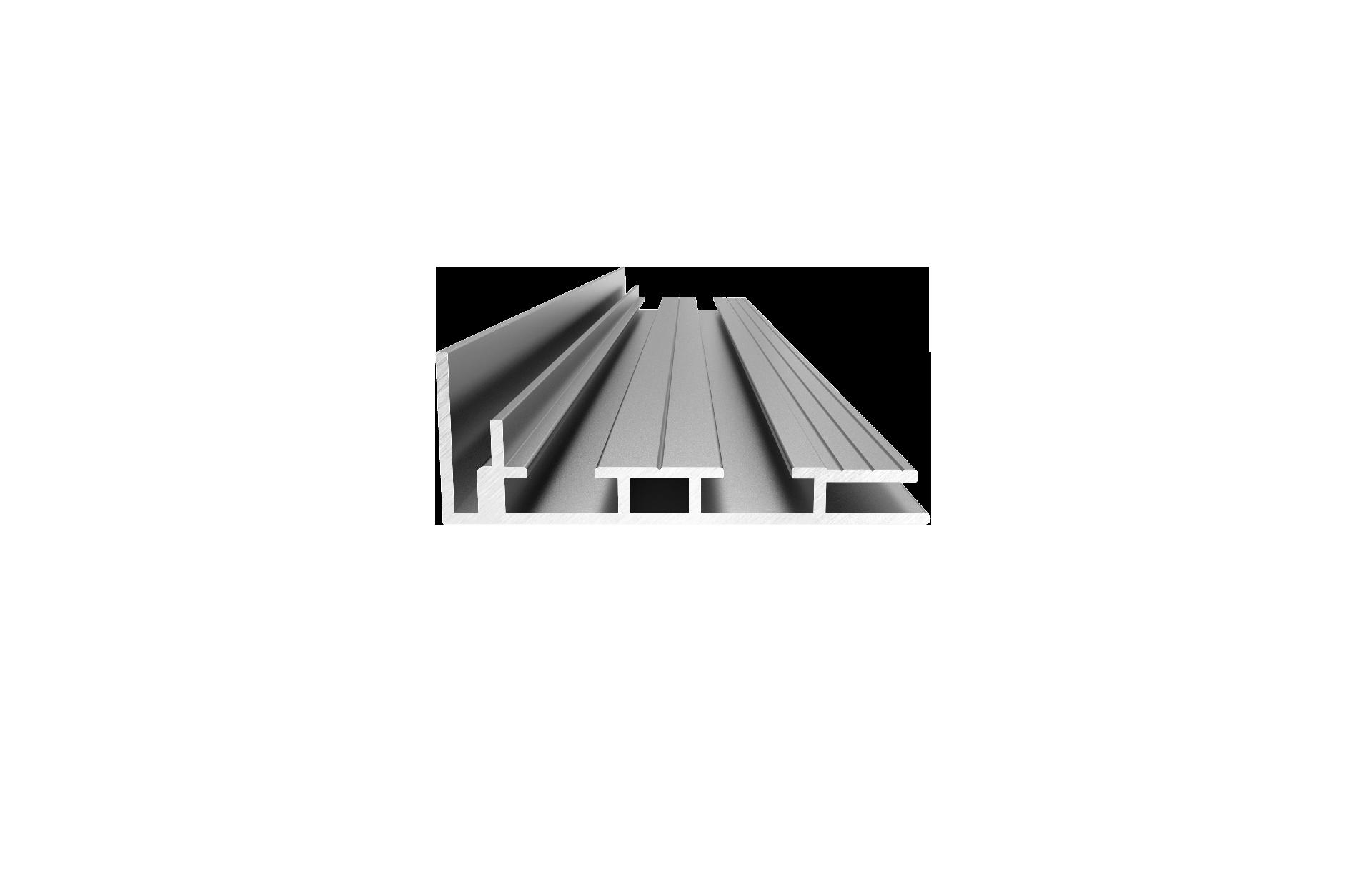 Profile 65 - Single SidedVisible edge 65mmBacklit or Edgelit