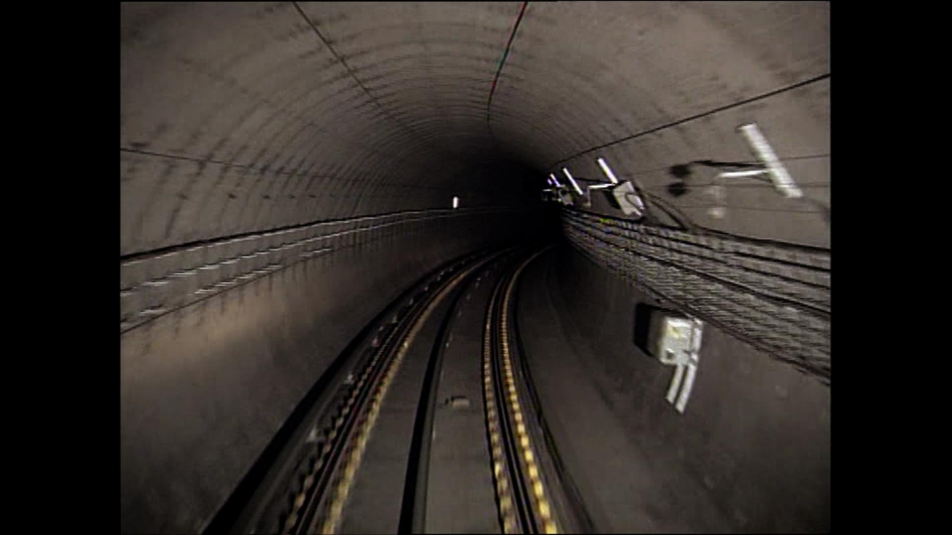 Still from CROSS BONES (HD video, 10min)