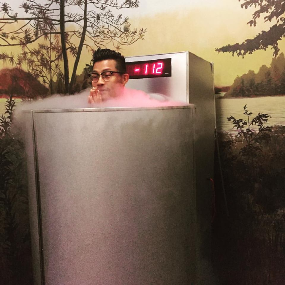 CRYOTHERAPY!