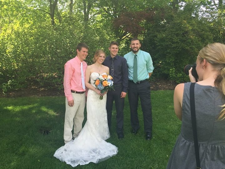 Clarksville Wedding Photographer