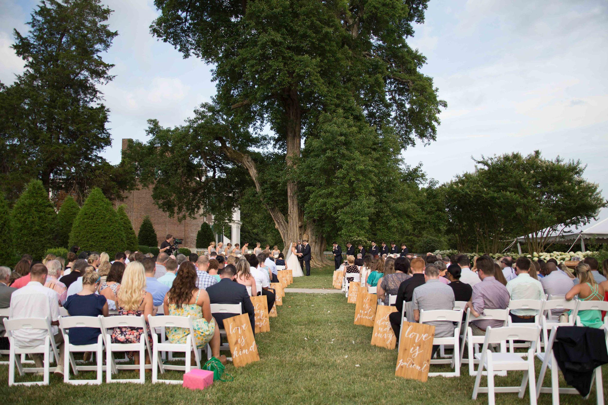 Carnton Plantation Wedding Franklin, TN -Whit Meza Photography