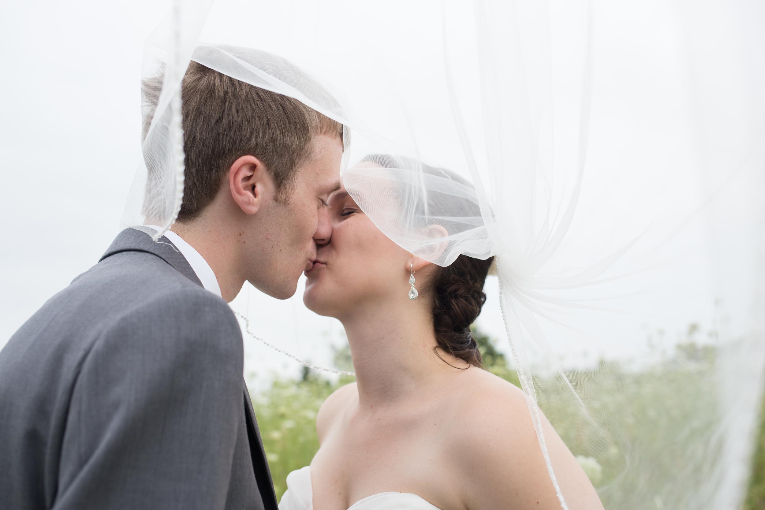Plamann Park Wedding Photo - Appleton Wisconsin Wedding Photographer -Whit Meza Photography