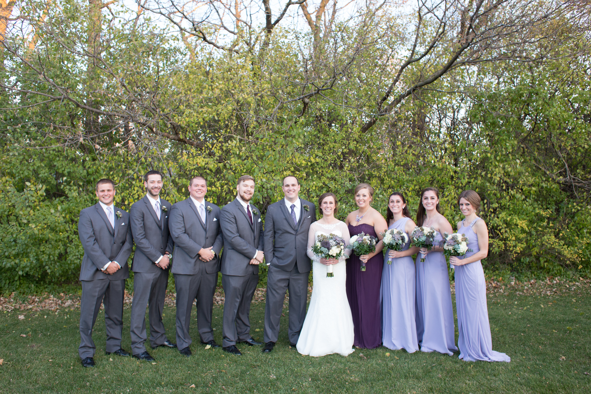 Appleton Wisconsin Wedding Photographer Fox Banquets and Catering - Whit Meza Photography
