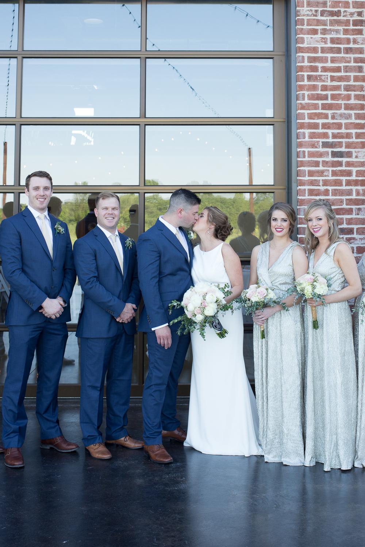 Old Glory Distillery Wedding Clarksville TN - Whit Meza Photography