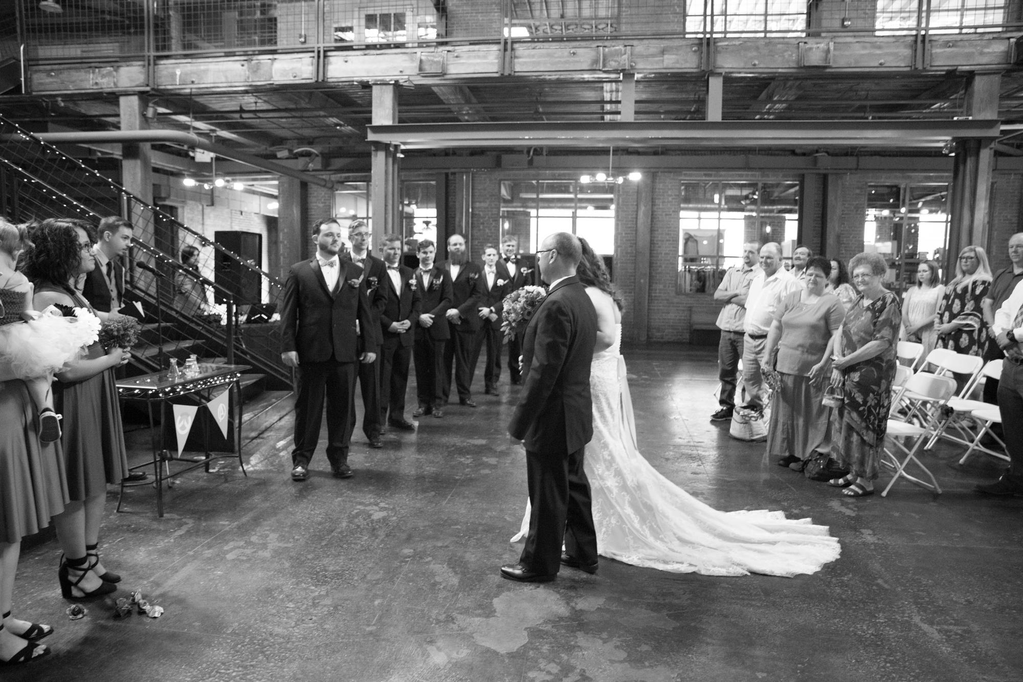 the mill lebanon tn wedding - Whit Meza Photography