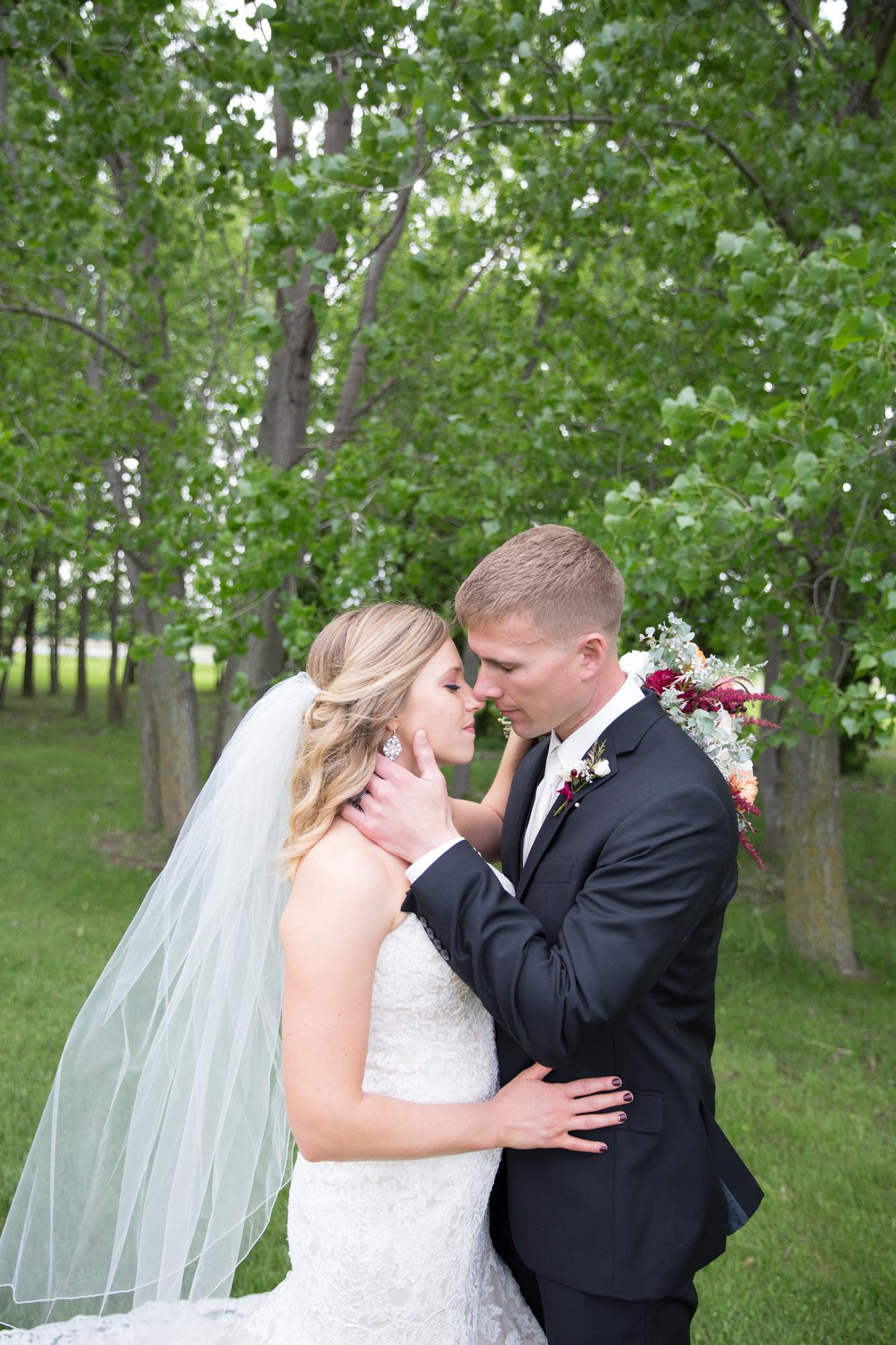 Wedding at Brighton Acres in Oshkosh Wedding - Whit Meza Photography