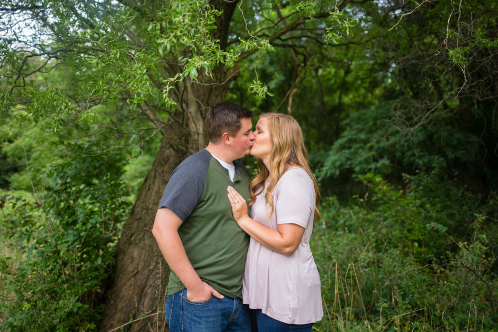 Green Lake Wedding Photographer