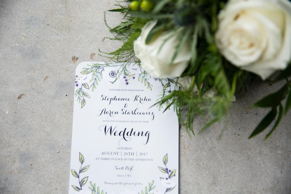 Oshkosh Park Wedding - Whit Meza Photography