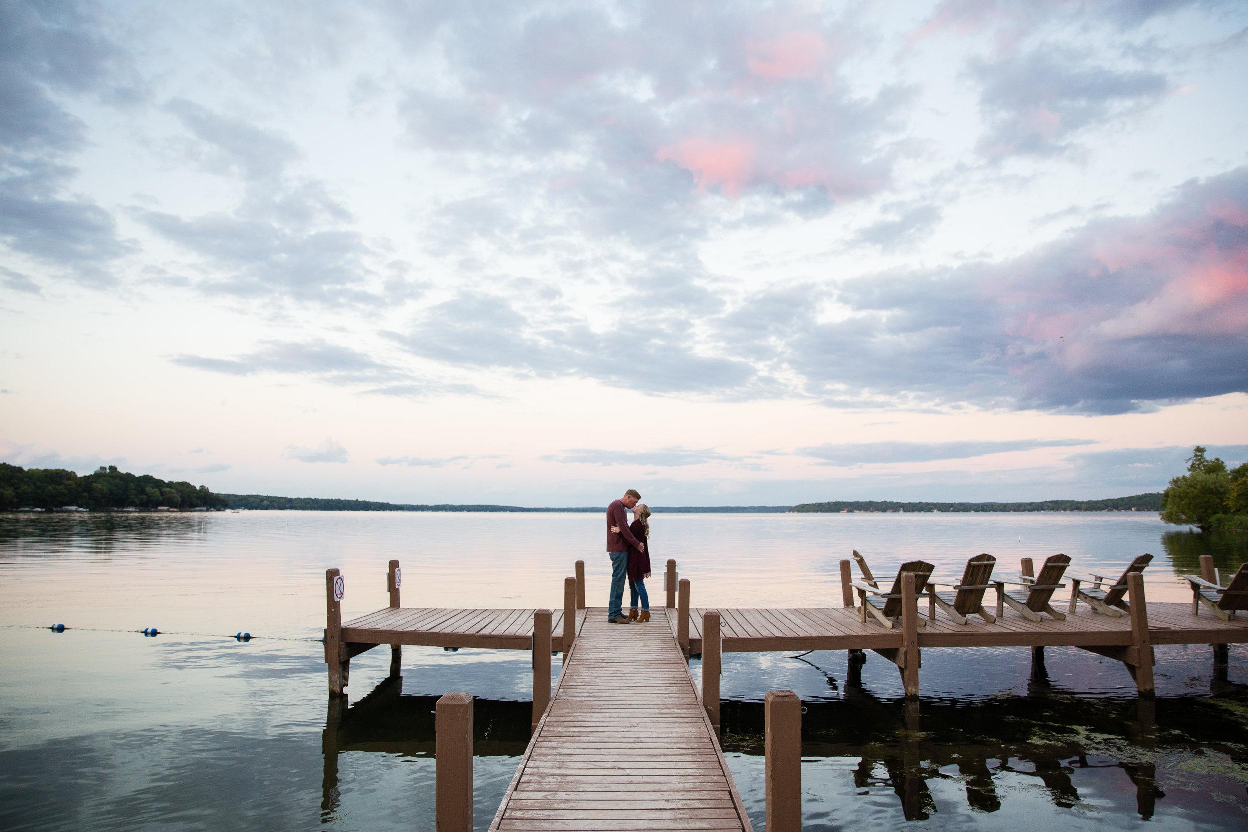 Oshkosh Wisconsin Engagement Photographer