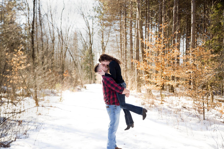 Fox Valley Engagement Photographer