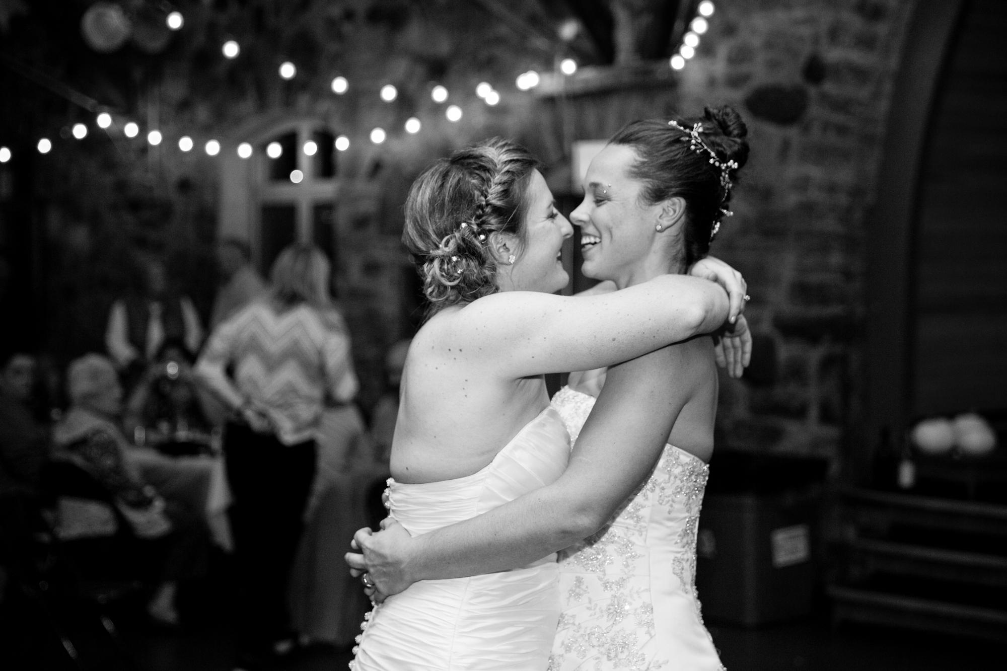 Pamperin Park Wedding Green Bay Wisconsin Same Sex Wedding - Whit Meza Photography