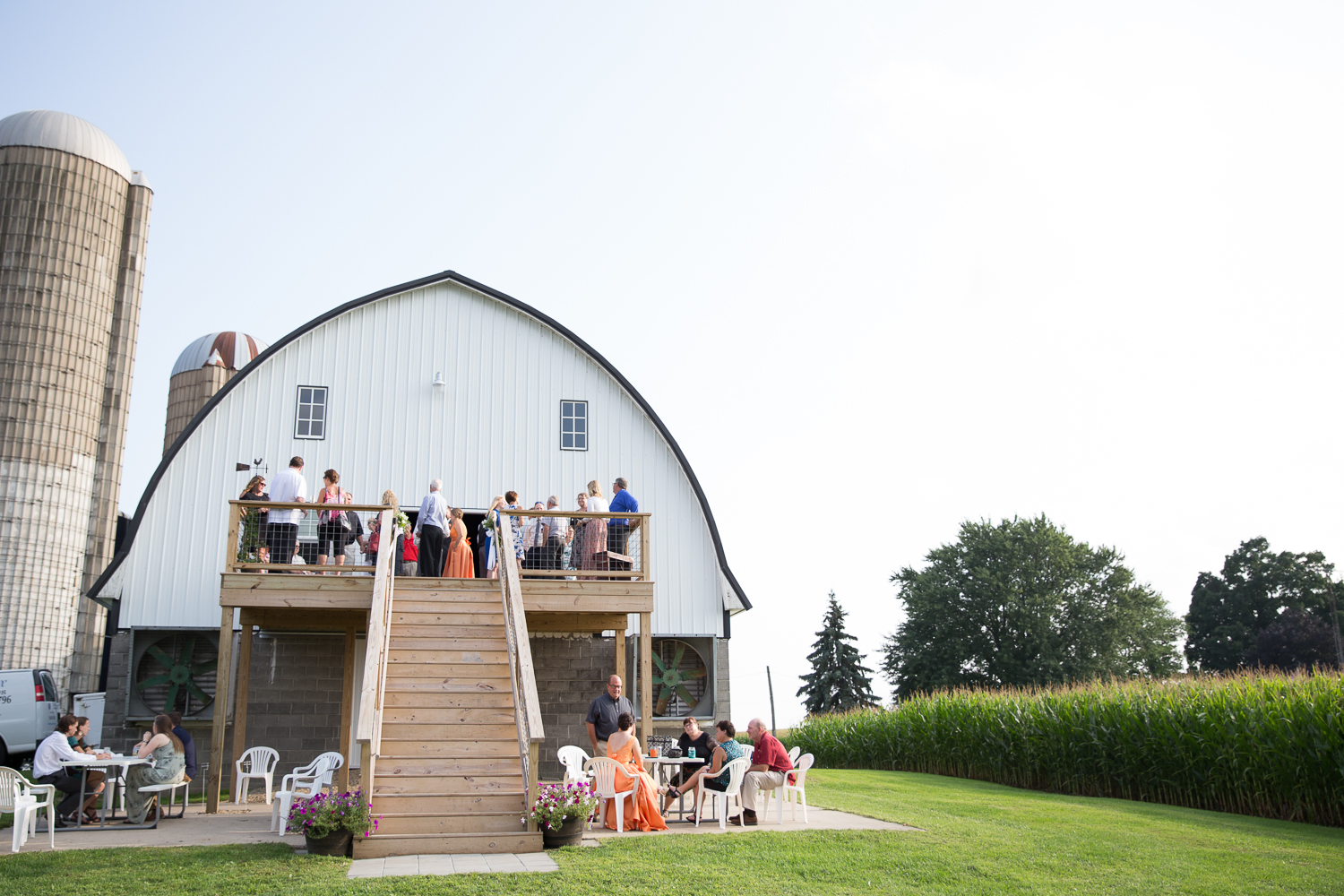Farmview Event Barn Wedding in Berlin Wisconsin  - Whit Meza Photography