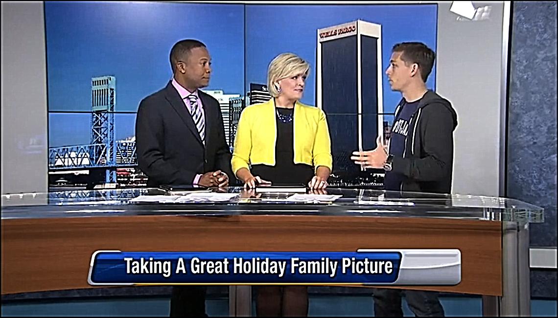On air with Nikki and Tarik.