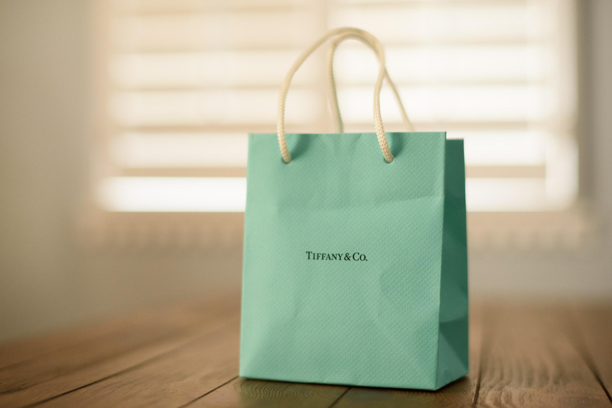tiffanys thank you bag