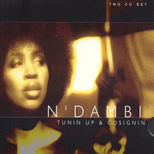 Artist:  N'Dambi   Project:  Tunin Up & Co-Signin   Label/Release Date:  Cheeky-I/2001   Song(s):  Daydreamer   Credit:  Composer