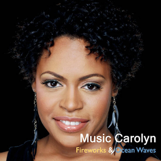 Artist:  Music Carolyn   Project:  Fireworks & Ocean Waves   Label/Release Date:  Music Carolyn/2019   Song(s):  Satisfied, Fire & Rain   Credit:  Composer, Producer, Recording, Mixing