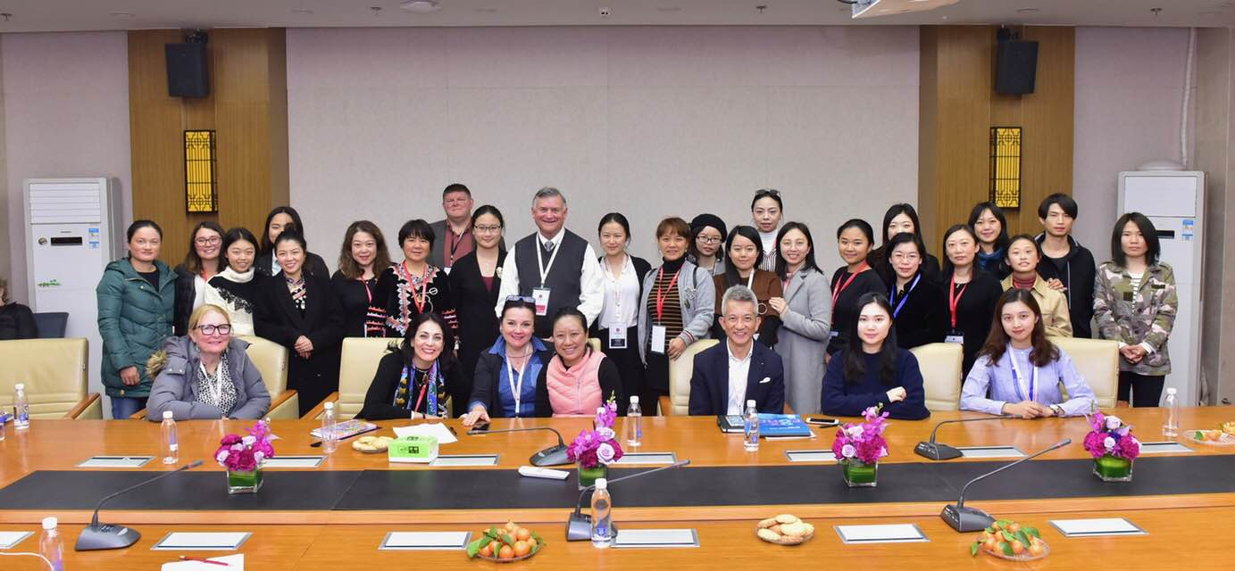 Women in China forming chapter