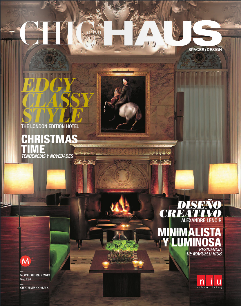 Revista CHIC House / Nov. 2013