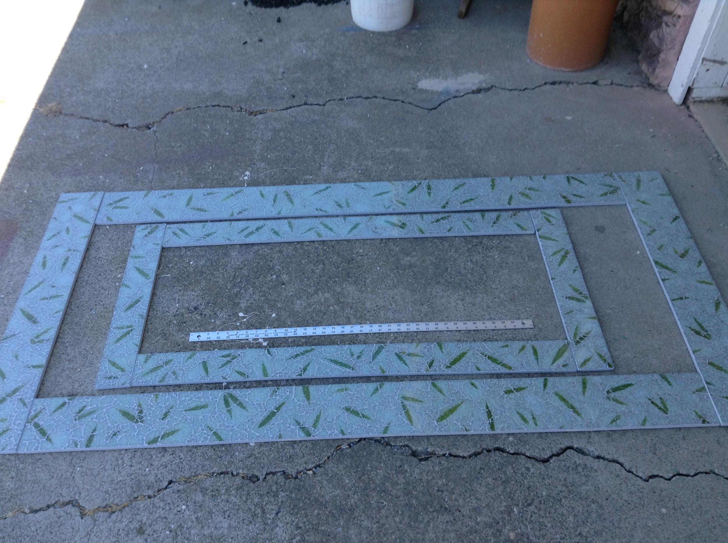 """""""Bamboo"""" Frame"""