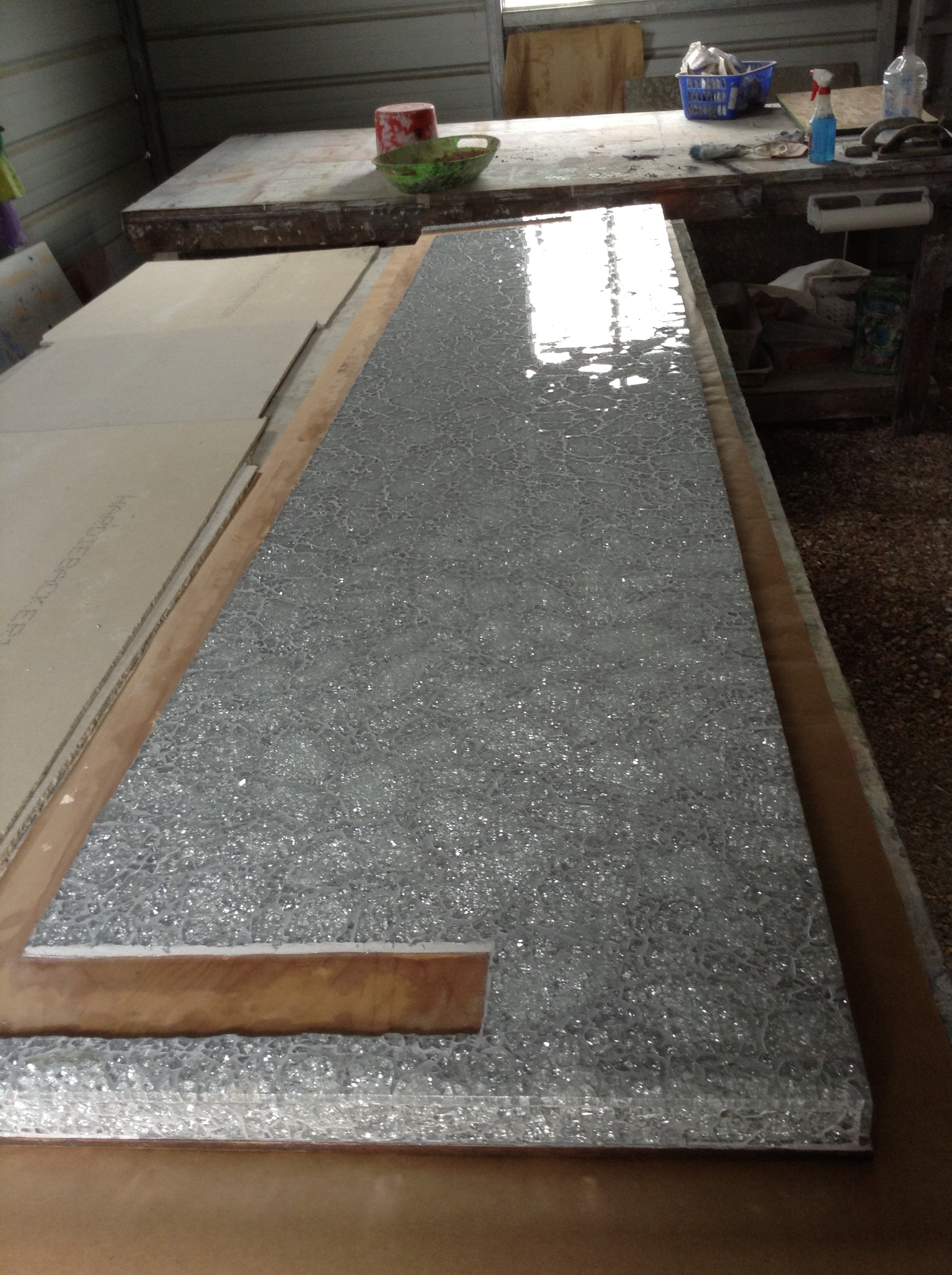 """Starlight"" Countertop"