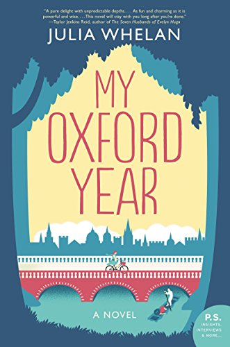 I want to go to there. Oxonian chip shops, swoony complicated love interest, and deconstructing romantic poetry. I am so in.