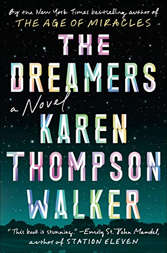 A terrifying sleeping virus, a dash of prophetic dreams, and glowing, ethereal prose that illuminates what it means to be human. Walker's prose sings.