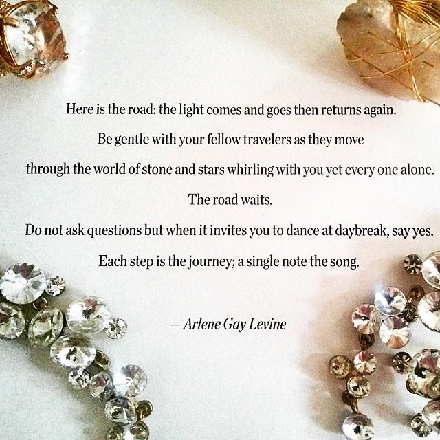 Sparkle  &  Shine  through your  Soul    #QOTD