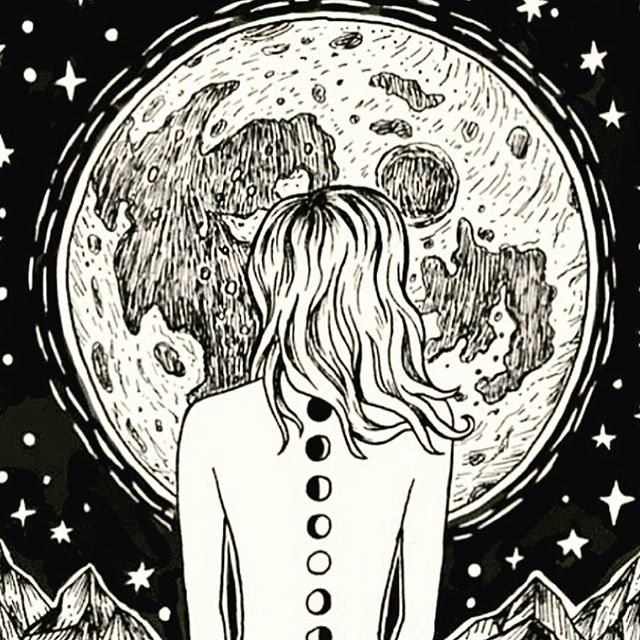 Full Moon in Aries 💚✌❤🌝💜🌚💙 I am an #ariesmoon gal in my #astrology chart. Am opportunity to move forward and heal today