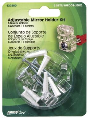 Adjustable Mirror Holder Kit