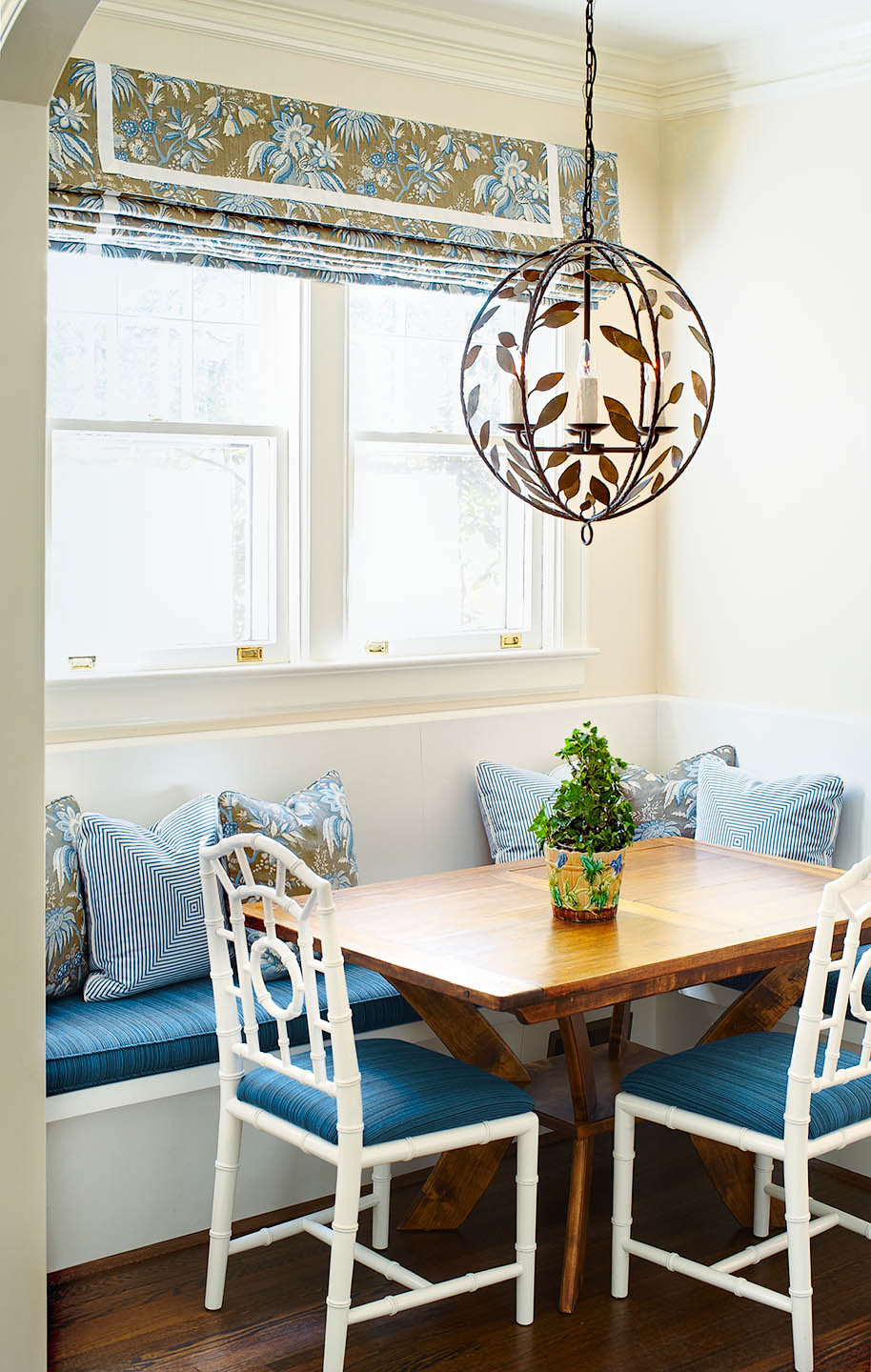 Kid Friendly Banquette