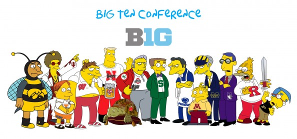 The new and improved Big Ten Conference