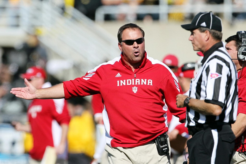 Coach Kevin Wilson has questions to answer heading into 2013.