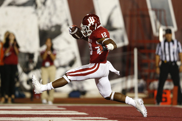 Will Stephen Houston high step his way to a 1,000-yard season in 2013?