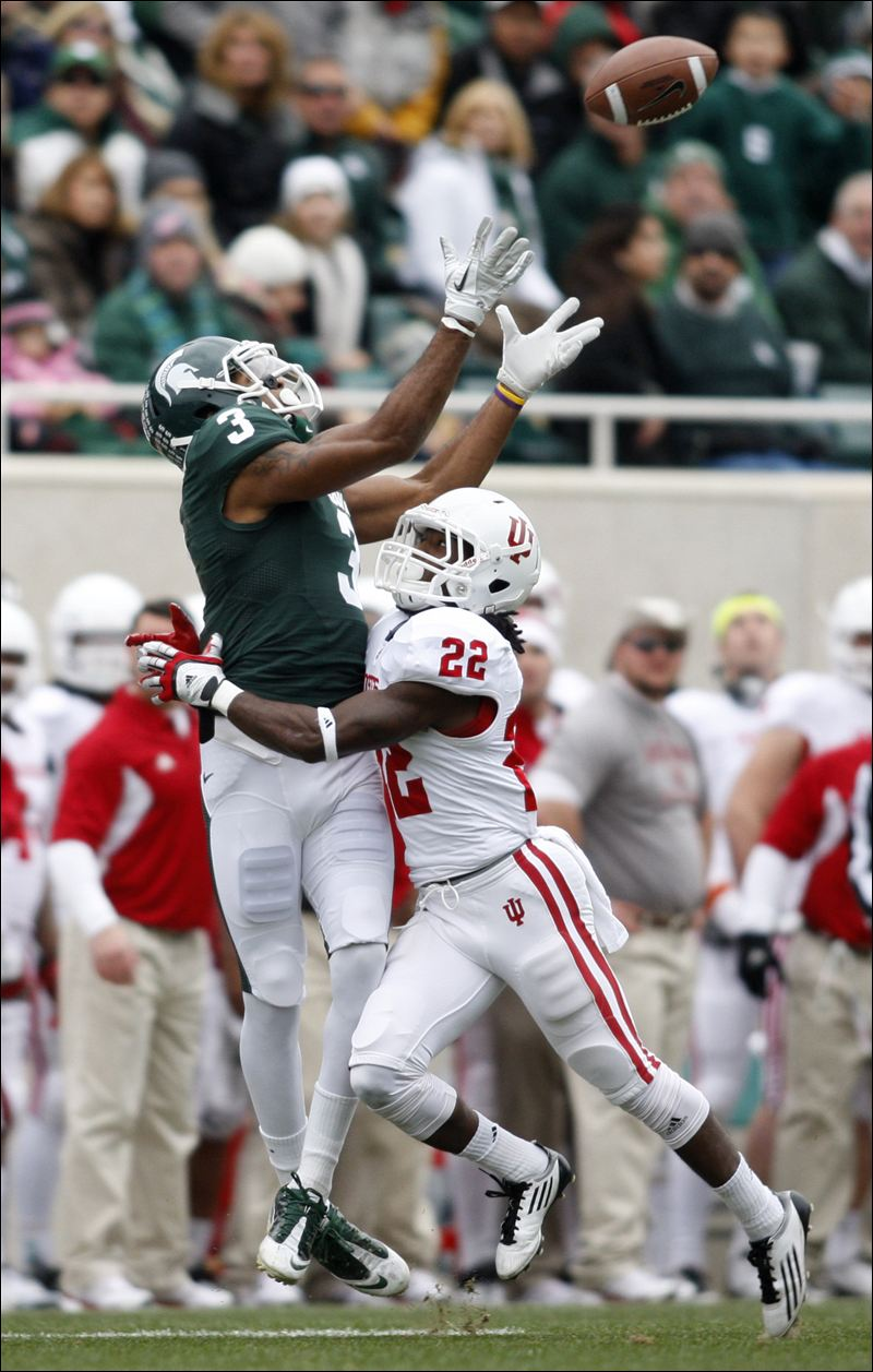 Kenny Mullen is the key to the Hoosier secondary improving in 2013.