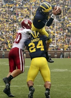 The Hoosiers will have their hands full in Week Eight up in Ann Arbor.