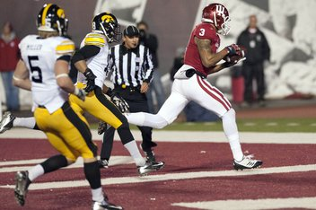 The Hoosiers hang on for the win in a nail biter against Iowa