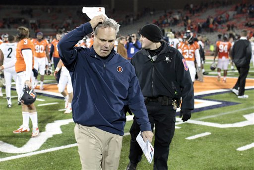 The Hoosiers hope to have Tim Beckman scratching his head when Illinois comes to town in Week 11.