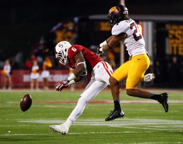 The Hoosiers fumbled away a potential victory in the final minute Saturday versus the Golden Gophers.