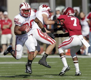 James White has torched the Hoosiers in his career
