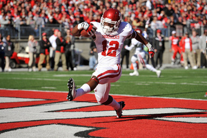 Stephen Houston's ability has the Hoosiers on the rise