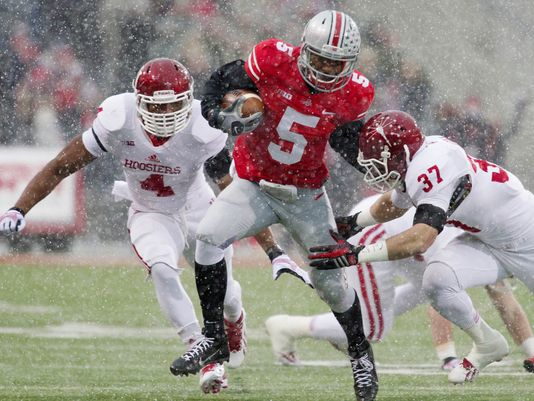 The Hoosier defense had a respectable showing, how did the other two units fare in the loss to Ohio State