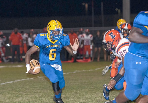 Omari Stringer is the ninth verbal commit for the 2015 class
