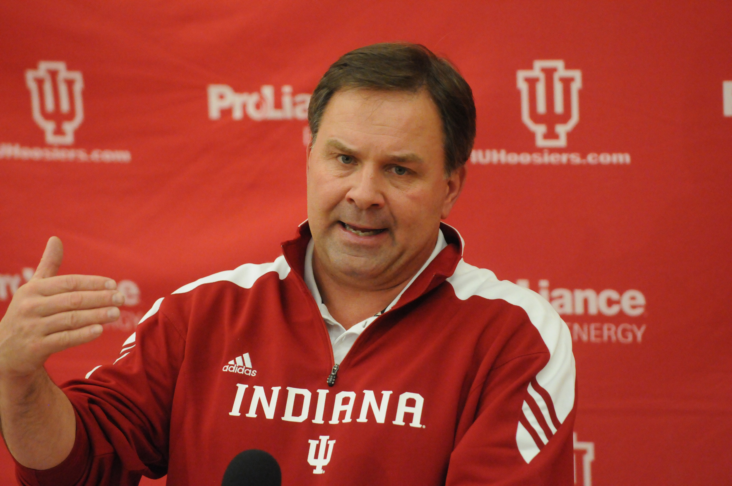 Kevin Wilson announced some roster changes as the Hoosiers open fall camp